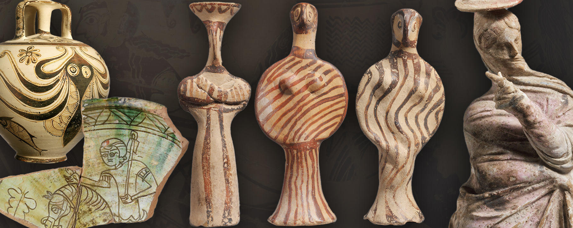 Painted Terracotta