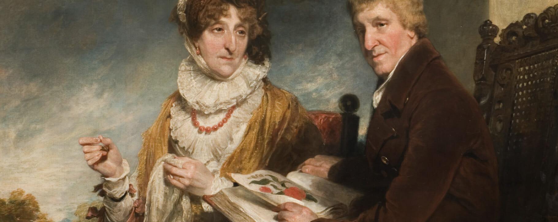 Regency Portrait William Owen